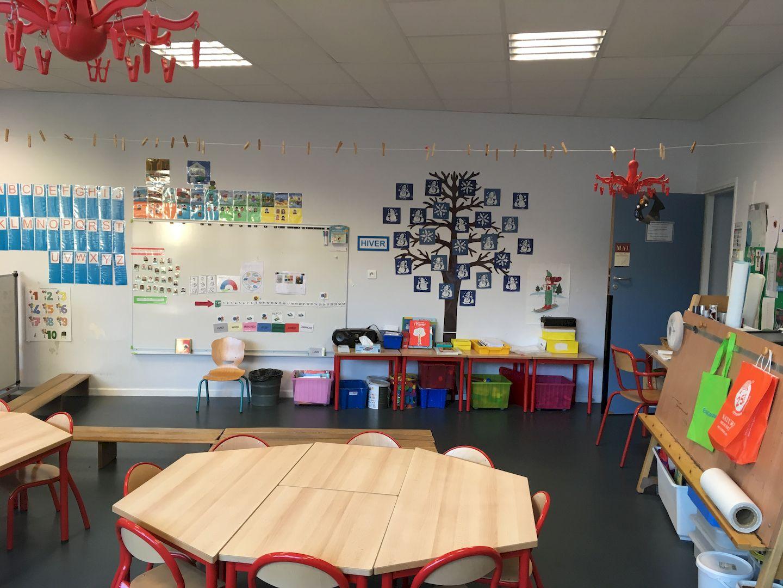 Pre-School | Ecole Bilingue Internationale